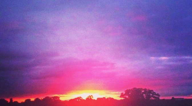 Eating Outdoors